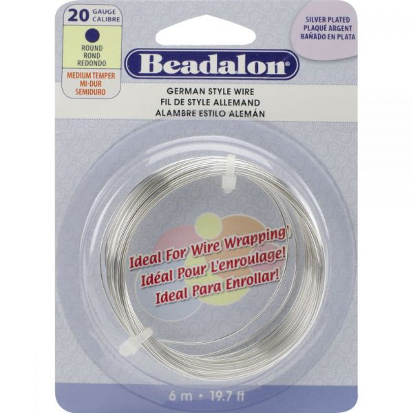 Beadalon German Style Wire