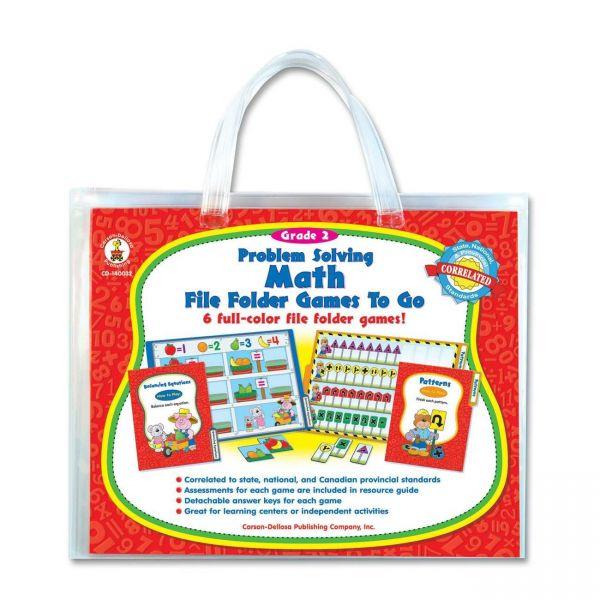 Carson-Dellosa Problem Solving Math Game