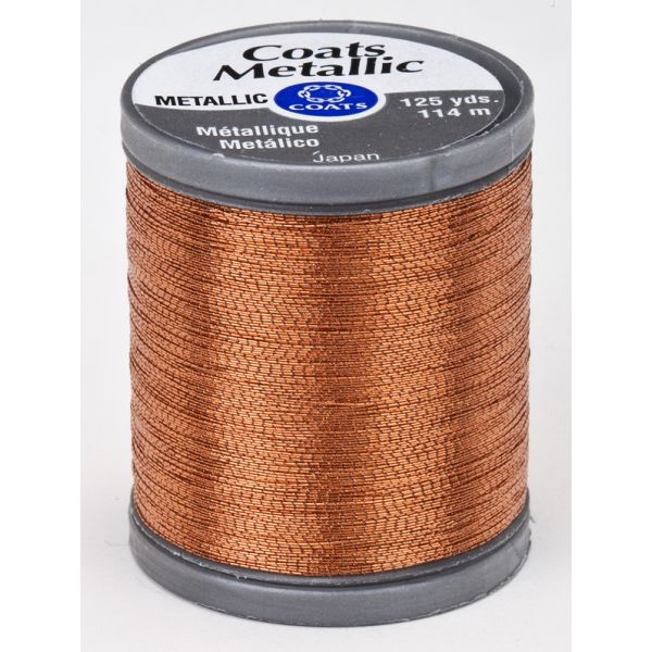 Coats Metallic Embroidery Thread (S990_9450)