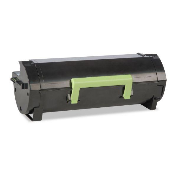 Lexmark 50F1U00 Black Ultra High Yield Return Program Toner Cartridge