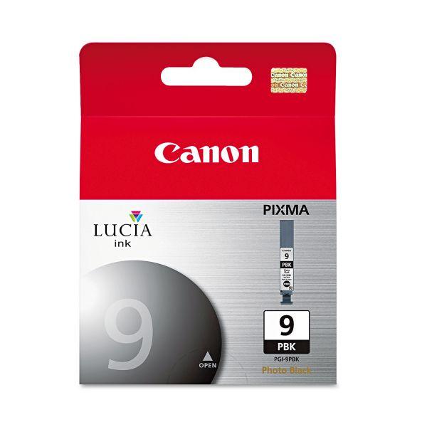 Canon PGI9PBK (PGI-9) Lucia Ink, Photo Black