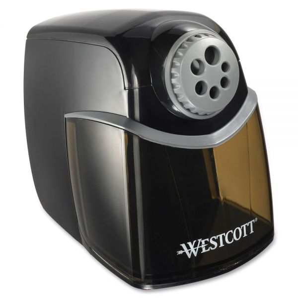 Westcott iPoint Heavy-Duty School Sharpener