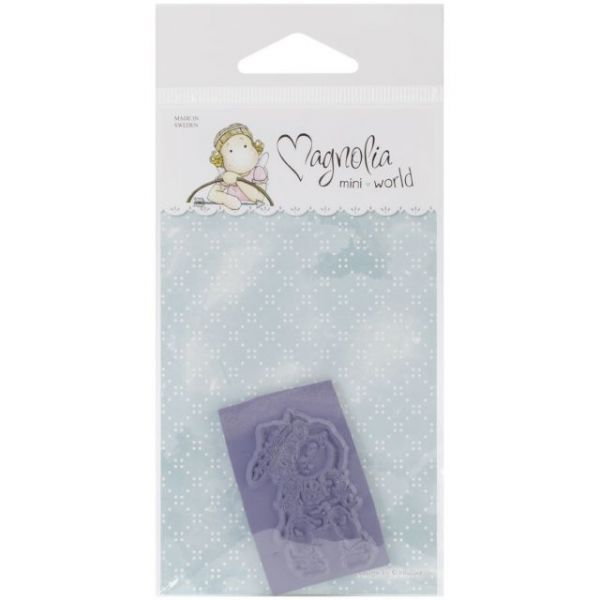 "Mini Princes & Princesses Stamp 2.75""X5.75"" Package"