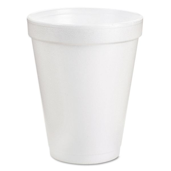 Dart Insulated 6 oz Foam Cups