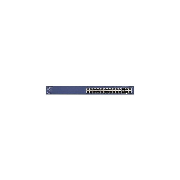 Netgear ProSafe FS728TP 24 Port 10/100 Smart Switch with PoE