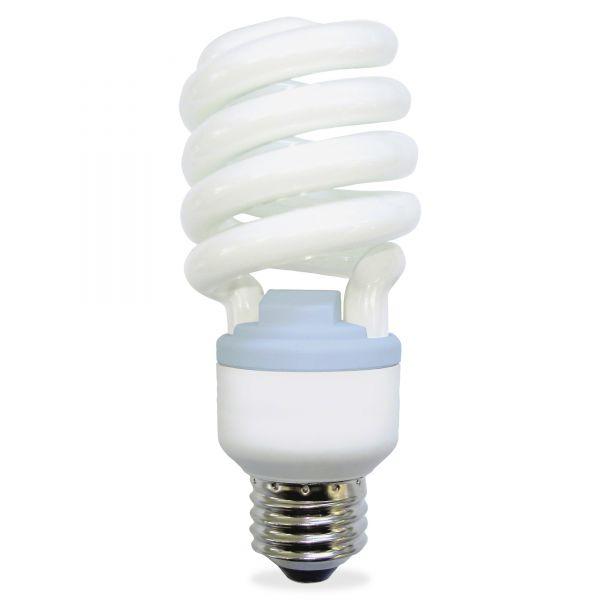GE Energy Smart Compact Fluorescent Spiral Light Bulb, Spiral, 26 Watts