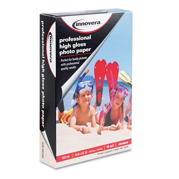 Innovera Professional Glossy Photo Paper