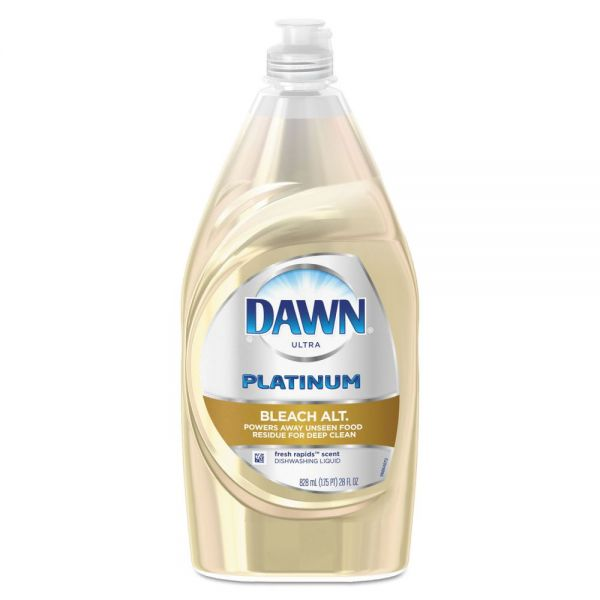 Dawn Liquid Dish Soap w/Bleach Alternative