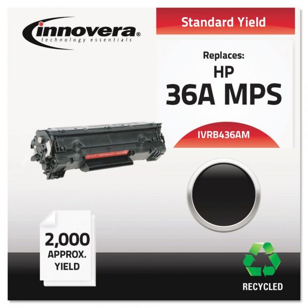 Innovera Remanufactured HP 36A MPS Toner Cartridge