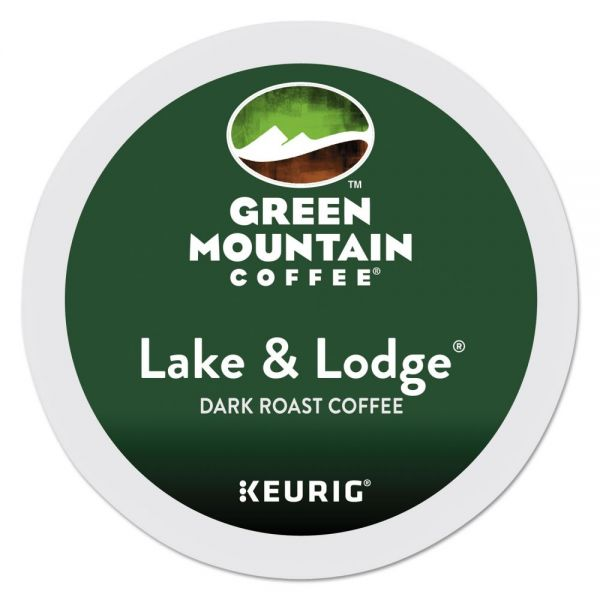 Green Mountain Coffee Lake & Lodge Flavored Coffee K-Cups