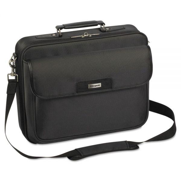 Targus Checkpoint-Friendly Laptop Case, 13 1/4 x 3 1/4 x 15 3/4, Black