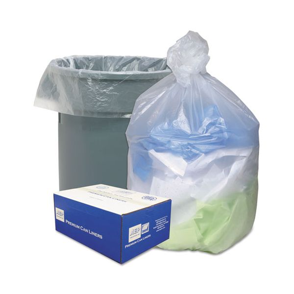 Webster Ultra Plus 45 Gallon Trash Bags