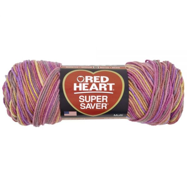 Red Heart Super Saver Yarn - Melonberry