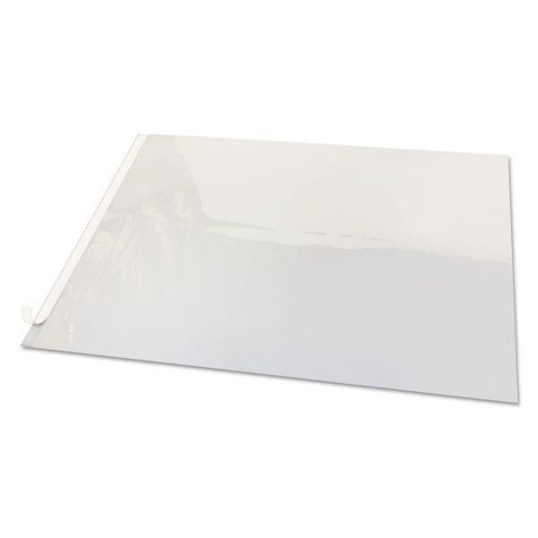 Artistic Second Sight Clear Plastic Desk Protector, 36 x 20