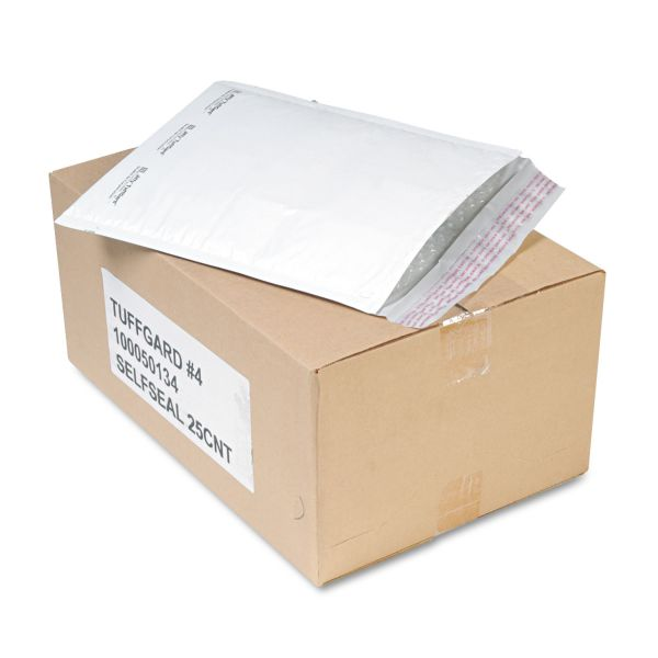 Sealed Air Jiffy TuffGard Self-Seal Cushioned Mailer