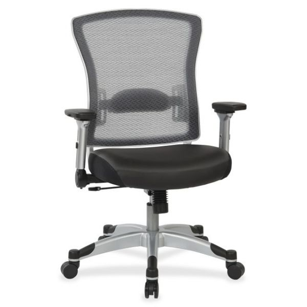 Office Star Light Air Grid Task Chair