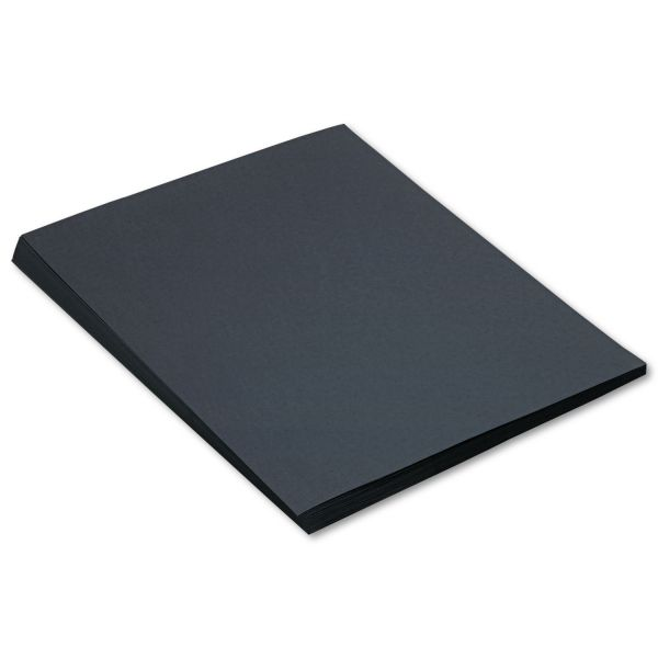 SunWorks Heavyweight Black Construction Paper
