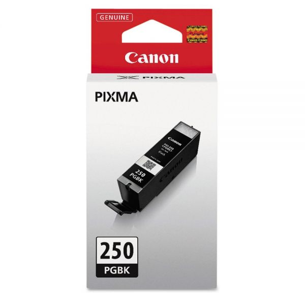 Canon PGI-250 Black Ink Cartridge (6497B001)