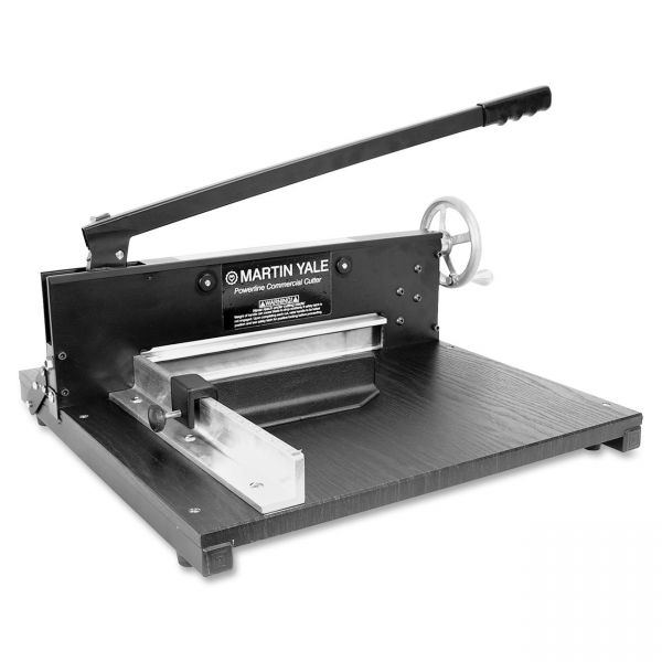 """Martin Yale Commercial Quality 12"""" Paper Cutter"""