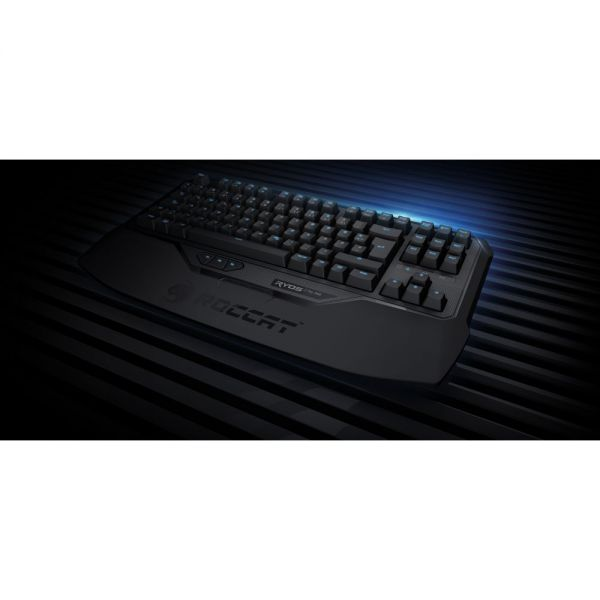 Roccat Ryos TKL Pro - Tenkeyless Mechanical Gaming Keyboard with Per-key Illumination