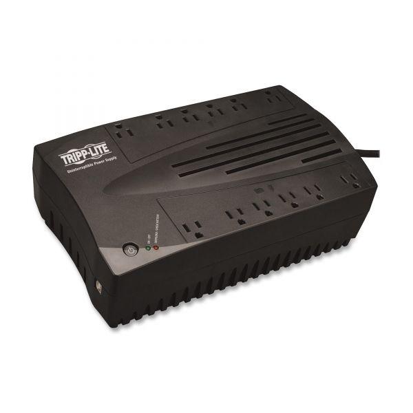 Tripp Lite UPS 900VA 480W Desktop Battery Back Up AVR Compact 120V USB RJ11