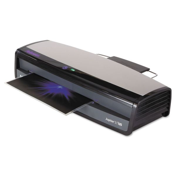 Fellowes Jupiter 2 125 Laminator with Pouch Starter Kit