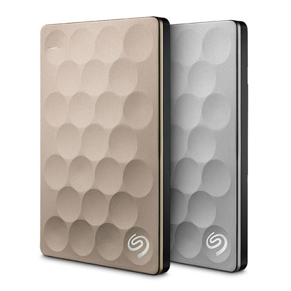 Seagate Backup Plus Ultra Slim 1 TB Portable External Hard Drive