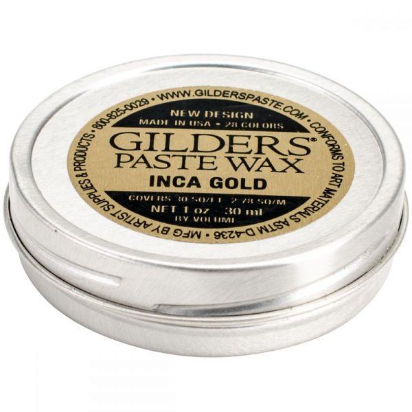 Baroque Art Inca Gold Gilders Paste