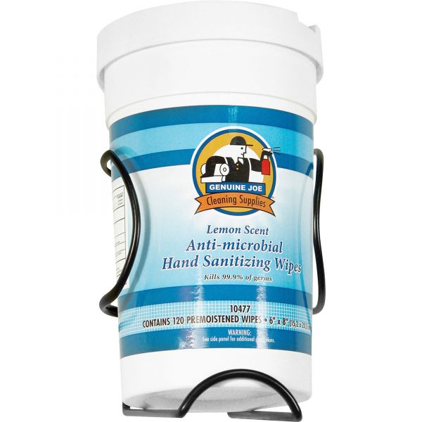 Buddy Hand-Sanitizing Wipes Canister Holder/Rack