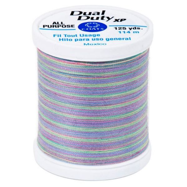 Dual Duty Plus Hand Quilting Multicolor Thread