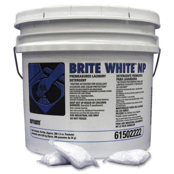 SKILCRAFT Ecolab Brite White - Non-Bleach Laundry Detergent