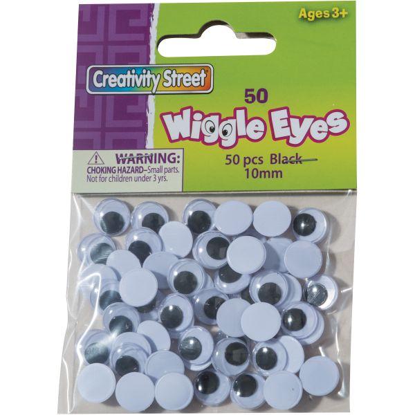 Creativity Street Wiggle Eyes