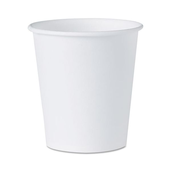SOLO 3 oz Paper Water Cups