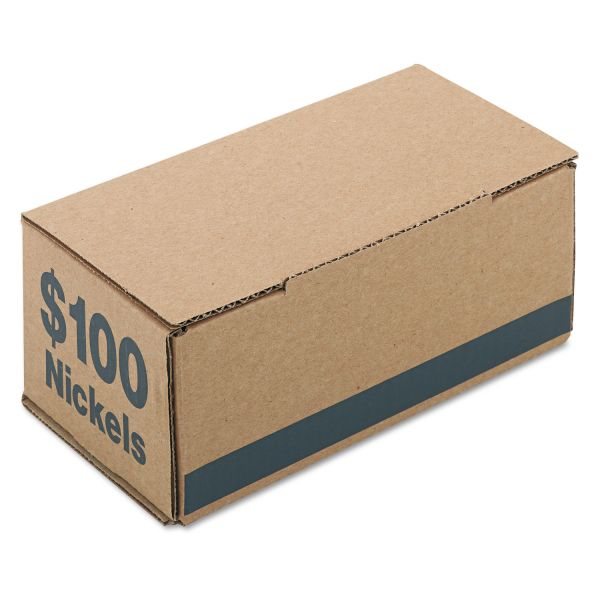 PM SecurIT $100 Coin Box (Nickels)