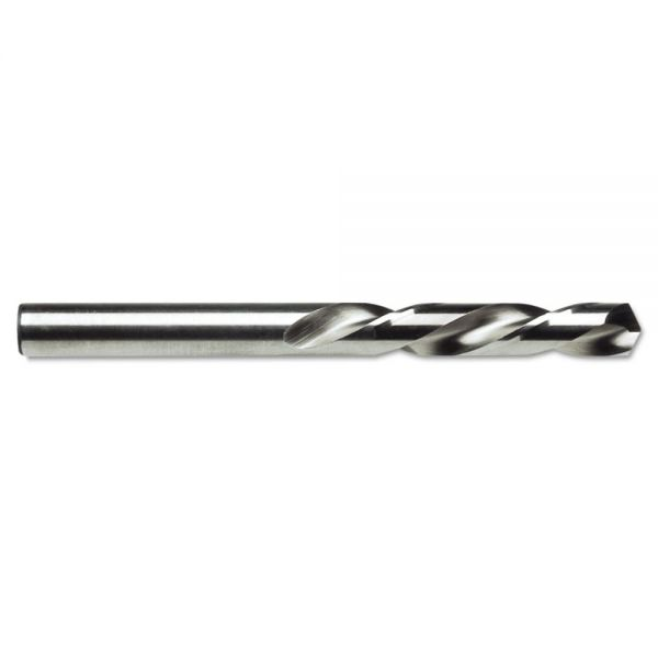 IRWIN Left-Hand Mechanics Length Cobalt HSS Drill Bit, 7/64""