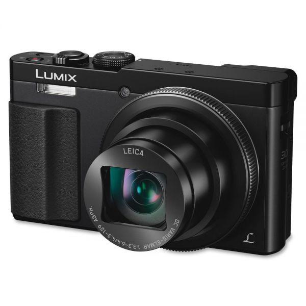 Panasonic Lumix DMC-ZS50 12 Megapixel Compact Camera - Black