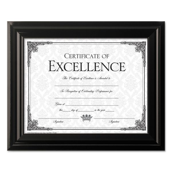 Dax High Gloss Picture/Certificate Frame