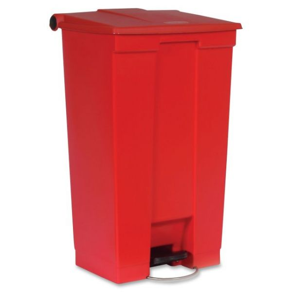 Rubbermaid Step-On 23 Gallon Trash Can