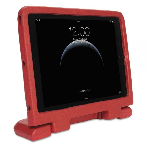 Kensington SafeGrip Rugged Case for iPad Air, Red