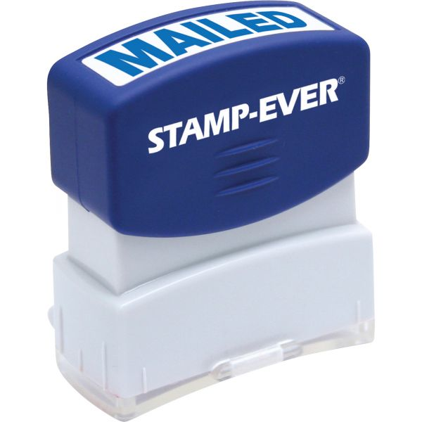Stamp-Ever Pre-Inked One-Clear Mailed Stamp