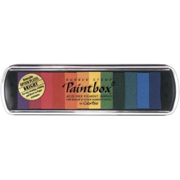 ColorBox Pigment Paintbox 2 Option Pad 12 Colors