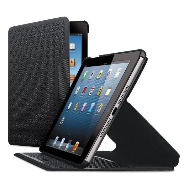 Solo Active Carrying Case for iPad mini - Black