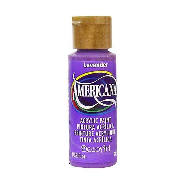 Deco Art Lavender Americana Acrylic Paint