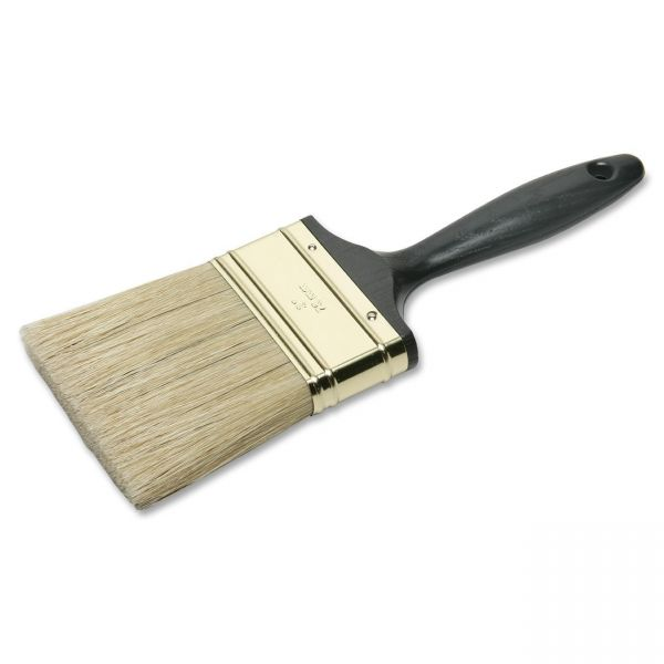 "SKILCRAFT 3"" Flat Sash Paint Brush"