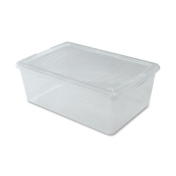 I.R.I.S. Modular Storage Container With Snap-Tight Lid