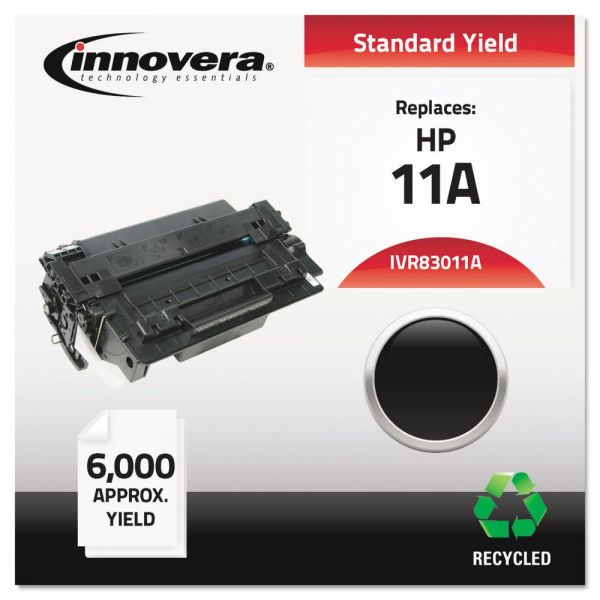 Innovera Remanufactured HP 11A (Q6511A) Toner Cartridge