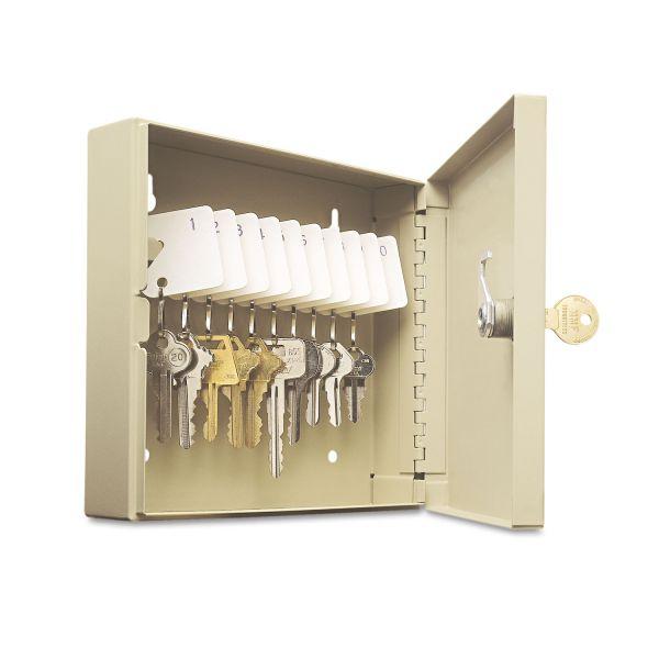 Steelmaster Key Cabinet - 10-Key Capacity