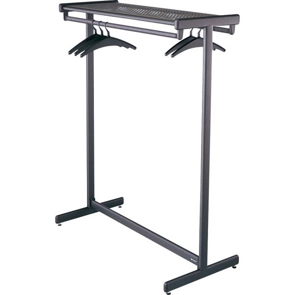Quartet Freestanding Double-Sided Garment Rack