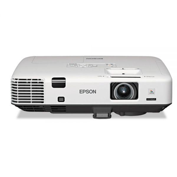 Epson PowerLite 1940W Multimedia Projector, 4200 Lumens, 1280 x 800 Pixels, 1.6x Zoom