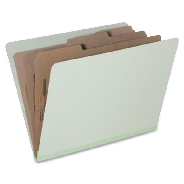 SKILCRAFT 3-Divider Pressboard Classification Folders